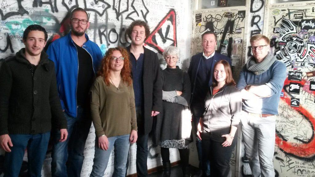 PvdA bezoek Scum 2015